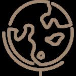 glopbe-sephia